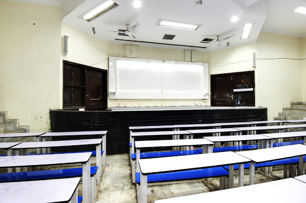 Smart Classrooms Facility At Global Career Academy